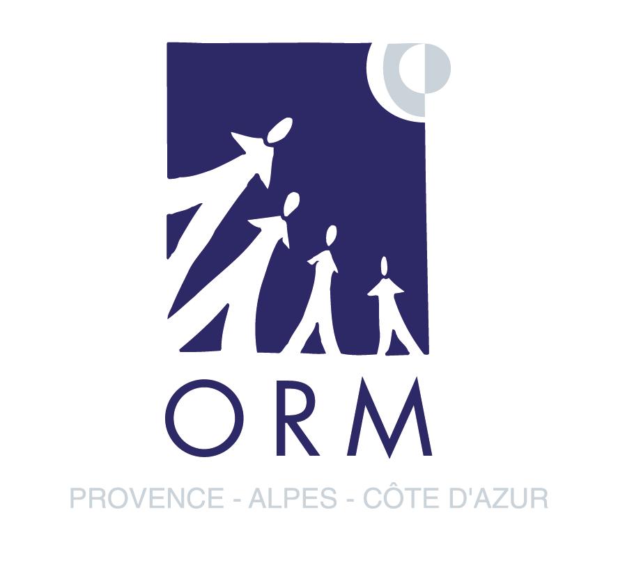 Logo Observatoire Régional des Métiers - ORM PACA