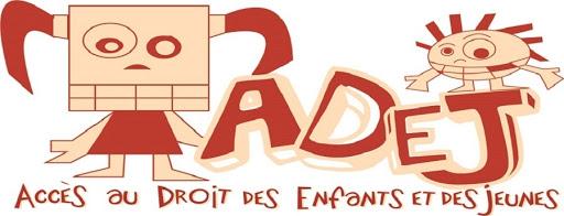 Logo ADEJ - Accès au Droit des Enfants et des Jeunes