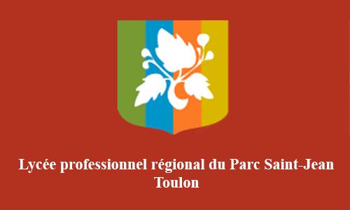 Logo Lycée Professionnel  du  Parc Saint jean de Toulon (83)