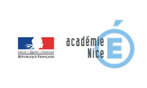 Logo Rectorat de l'Académie de Nice