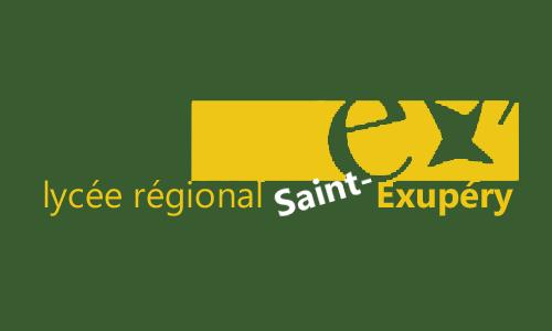 Logo Lycée Polyvalent Régional Saint Exupéry