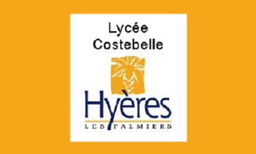 Logo Lycée Costebelle
