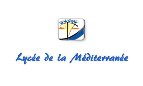 Logo Lycée de la Méditerranée