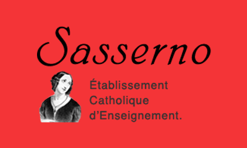 Logo Lycée Sasserno