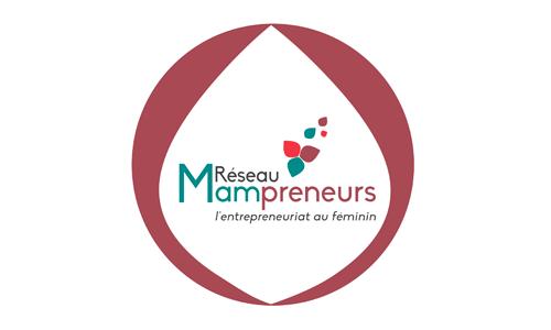 Logo Mampreneurs  Aix-Marseille