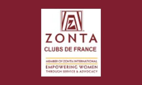 Logo Réseau Zonta Club Aix-en-Provence