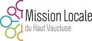 Logo Mission locale du Haut Vaucluse